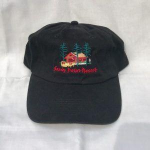 Black Hall of Fame Ball Cap