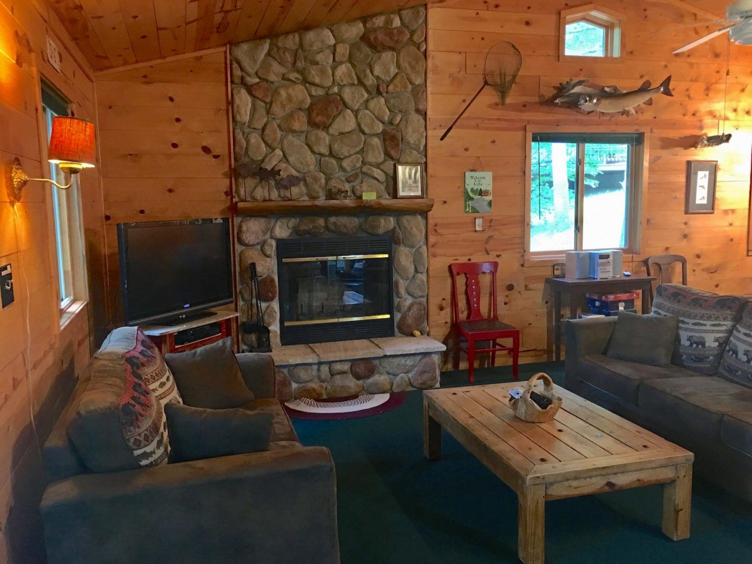 The Marq Cabin