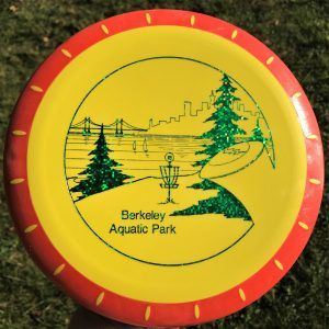 Berkeley Aquatic Park Stamp Innova Only