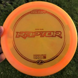 Z-Line Raptor